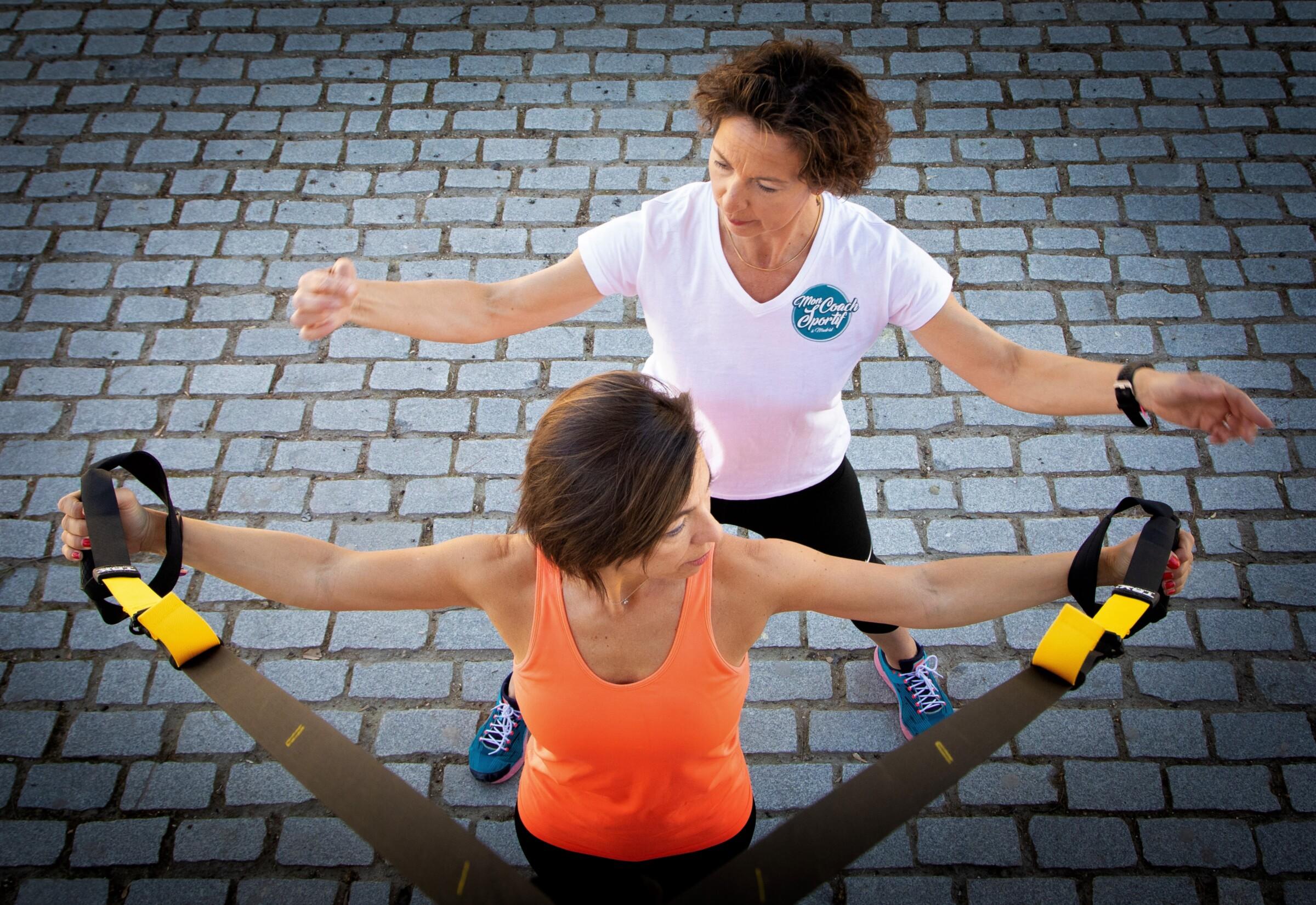 conversación y deporte en francés